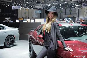Gallery: Girls of Geneva Motor Show 2017 - GTspirit