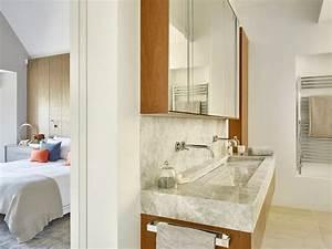 salle de bain design 2016 les meilleures idees de With salle de bain design avec lavabo en marbre