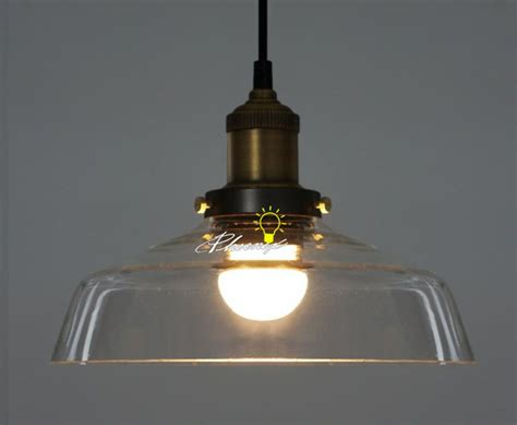 industrial glass pendant light industrial copper and glass pendant lighting