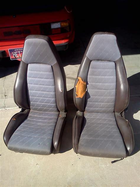 interesting early sport seat find rennlist porsche