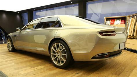 Geneva 2018 Lagonda Taraf Aston Martincom
