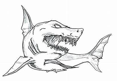 Shark Coloring Boy Pages June Printable Getcolorings