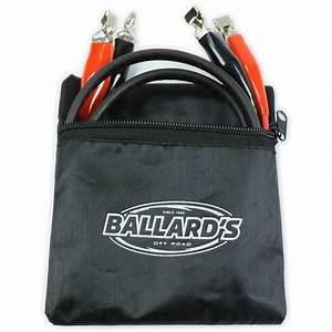 Ballards Mini Jumper Cables At Mxstore