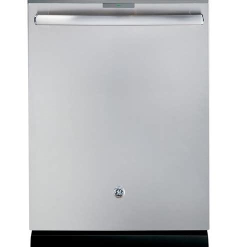 "Ge Profile 24"" Stainless Steel Dishwasher  Pdt845ssjss"