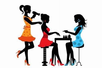 Salon Beauty Woman Graphics Graphic Clipart Illustration