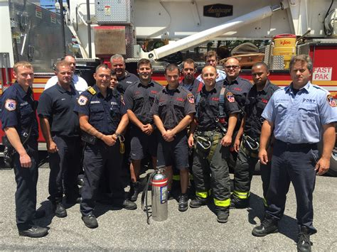 Nyc Fireboat Firefighter by Fdny Rescues From Early Morning In