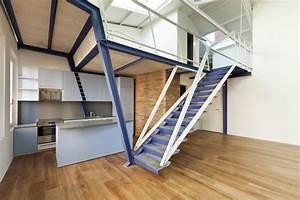 Faire Une Mezzanine : chambre bricolage loi comment installer une mezzanine ~ Melissatoandfro.com Idées de Décoration