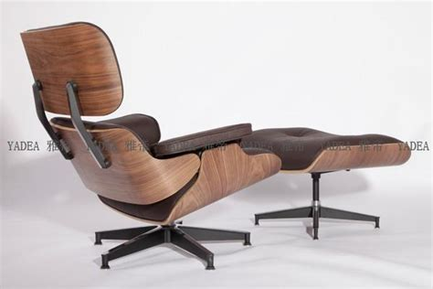 2017 eames lounge chair and ottoman made in china living