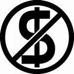 Money Icon Icons Cost Cash Dollar Svg