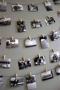 Fotowand Selber Machen : eine kreative fotowand selber machen diy anleitung und ~ A.2002-acura-tl-radio.info Haus und Dekorationen