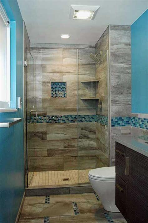 inspirational walk  shower tile ideas   joyful