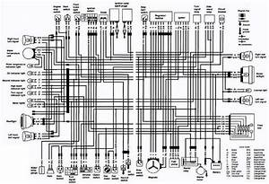 Owners And Manual  Electrical Wiring Diagram Suzuki Vs800