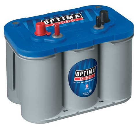Optima Boat Battery optima 34 d34m 12v 870 marine ca 750cca marine battery