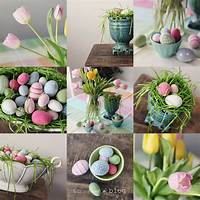 easter decorating ideas Get Into The Spring Season With Easter Decorations - Decoholic