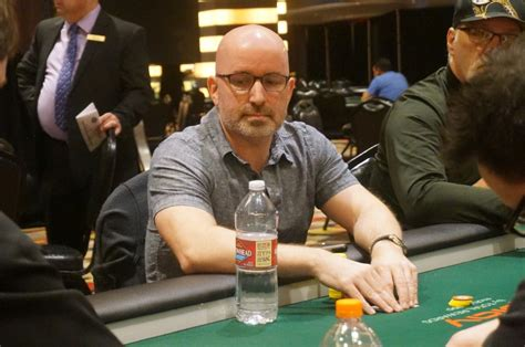 David Larson  San Jose, Ca, United States Wsopcom