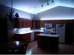 Home Interior Lighting Kitchen LED Lighting Home Interior Design Planning