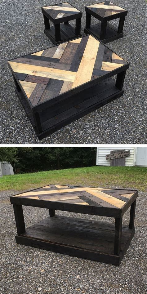 wooden pallet furniture projects ideas