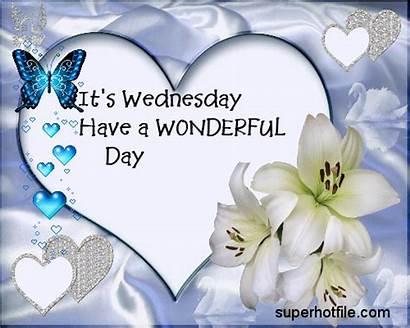 Wednesday Happy Wonderful Glitter Hearts Superhotfile Butterfly