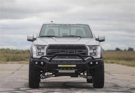 2019 Ford Velociraptor Price by Hennessey Reveals 2019 Velociraptor With A 758hp V8 Gtspirit