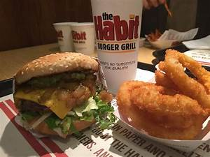 great california burger challenge in n out versus the habit