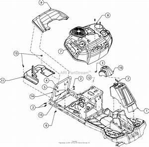 Mtd 13b226jd299  247 203963   R1000   2016  Parts Diagram