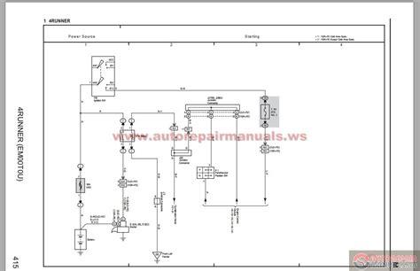 wiring diagram toyota 3sfe electrical work wiring diagram
