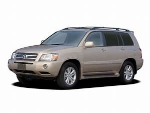 2006 Toyota Highlander Reviews And Rating