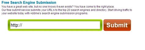 submit to search engines how to submit your site in more than 100 search engines