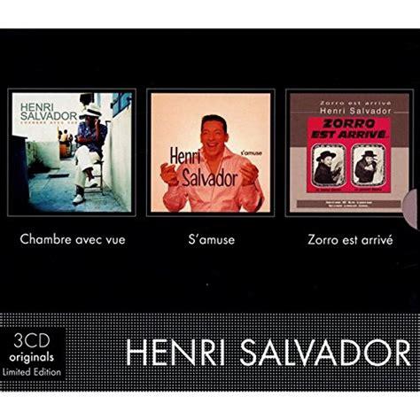 album chambre avec vue henri salvador chambre avec vue cd covers