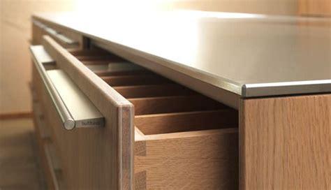 bulthaup love  super thin countertop kitchens