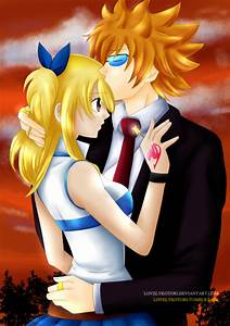 Fairy Tail Lucy X Loke | www.imgkid.com - The Image Kid ...