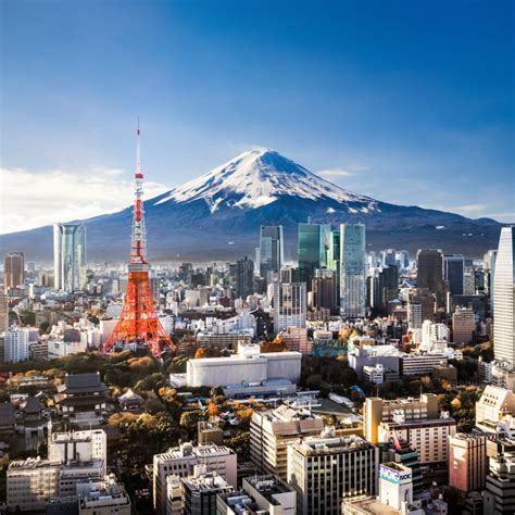 How to enjoy the scenic side of Tokyo, Japan | Journey ...