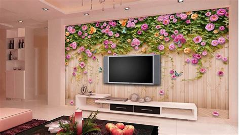 wallpaper design ideas  home interior wall decoration