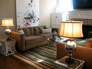 taupe couch with green rug living room ideas pinterest With taupe sectional sofa decorating ideas