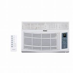 Haier 6 000 Btu Energy Star Window Air Conditioner With
