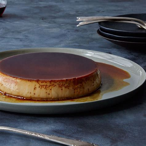 Pour boiling water into the pan up to 2/3 of the serving dish's height. Vietnamese Coffee Flan Recipe on Food52