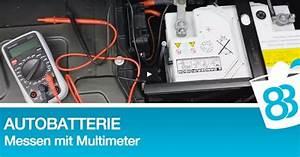Spannung Messen Multimeter : autobatterie volt spannung mit multimeter messen ~ A.2002-acura-tl-radio.info Haus und Dekorationen