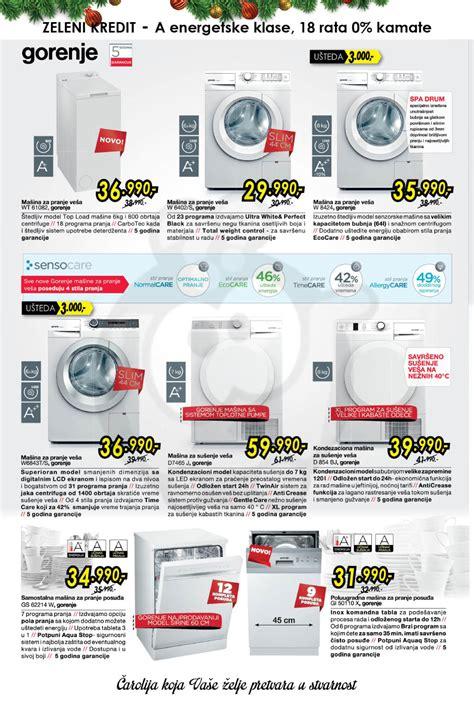 Tehnomanija Katalog Akcija Bela Tehnika 01.01. - 31.01 ...