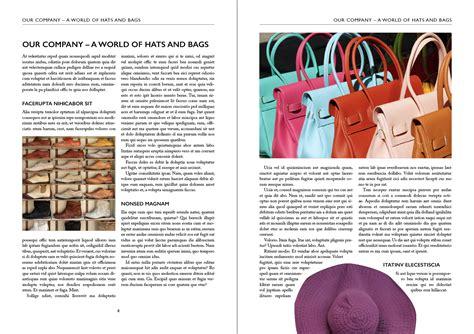Tutorial Create A Tri Fold Business Brochure Saxoprint Tutorial Create An A4 Brochure In Indesign 187 Saxoprint