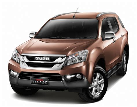 Isuzu Mux Modification by Isuzu Mu X Launched In Malaysia Rm152k Rm165k Image 346839
