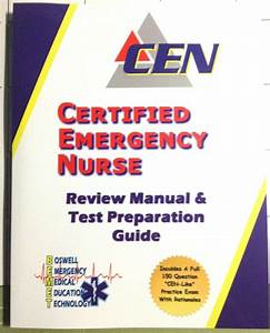 Cen Review  U0026 Study Guide 2009 557119294