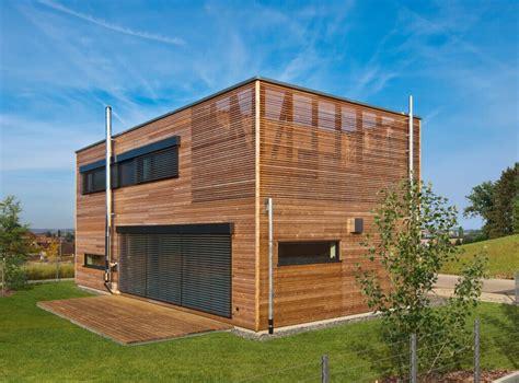 Moderne Häuser Aus Holz by Architektenhaus Holz Haus Frey Baufritz Einfamilienhaus