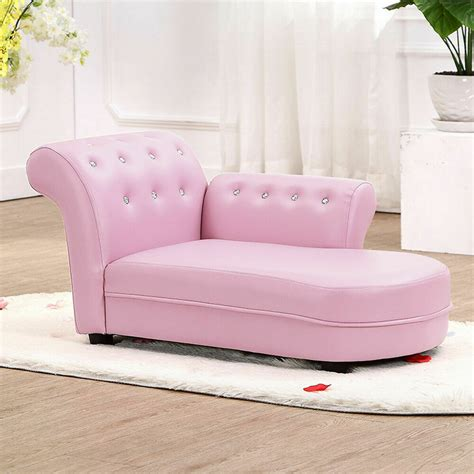 Sofa Chair For Toddler by Pink Sofa Chaise Lounge Armrest Chair Relax