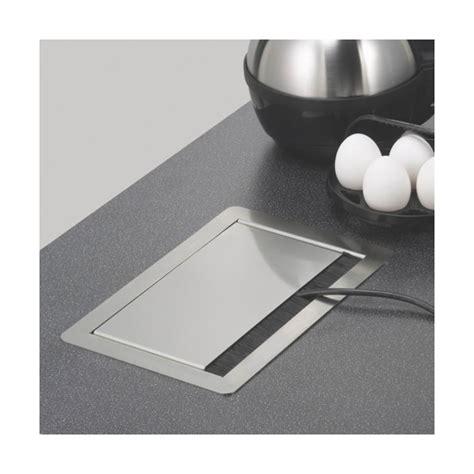 prise electrique encastrable plan de travail cuisine prise plan de travail pas cher