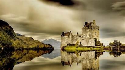Scotland Wallpapers Castle Desktop Definition 1080 1920