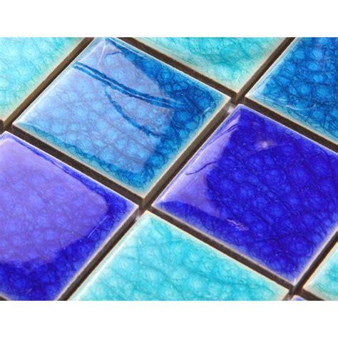 peel and stick kitchen backsplash tiles crackle glass tile with porcelain base swimming pool tiles