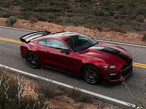 Auto review: 2020 Ford Mustang Shelby GT500 strikes like lightning - News - telegram.com ...