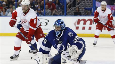 red wings  lightning  nhl playoffs time tv