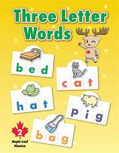 all worksheets in front of and behind worksheets With 3 letter word books
