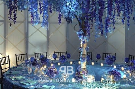 winter inspired reception tables final